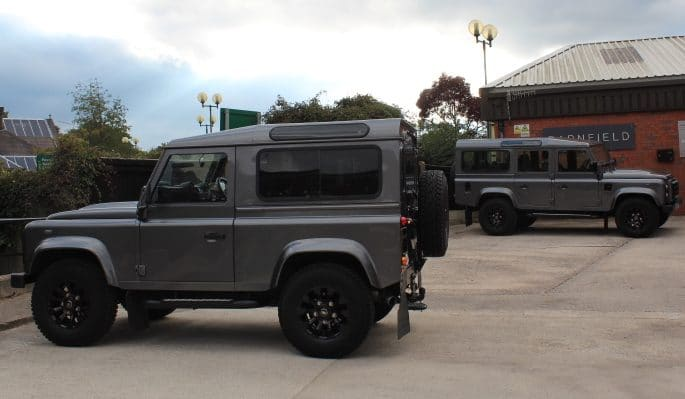 what's my defender worth?