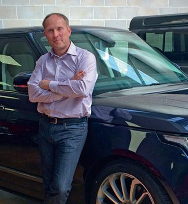 Eldon Stevens - Founder of Barnfield Cars