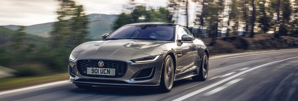 sell your jaguar f type